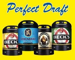 6 Liter Perfect Draft Fässer