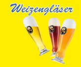 Wheat Beer Glases